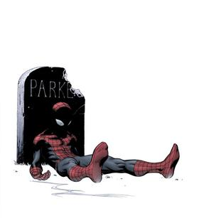 Death of Ultimate Spider-Man