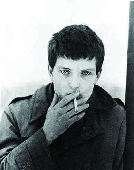 Ian Curtis photo