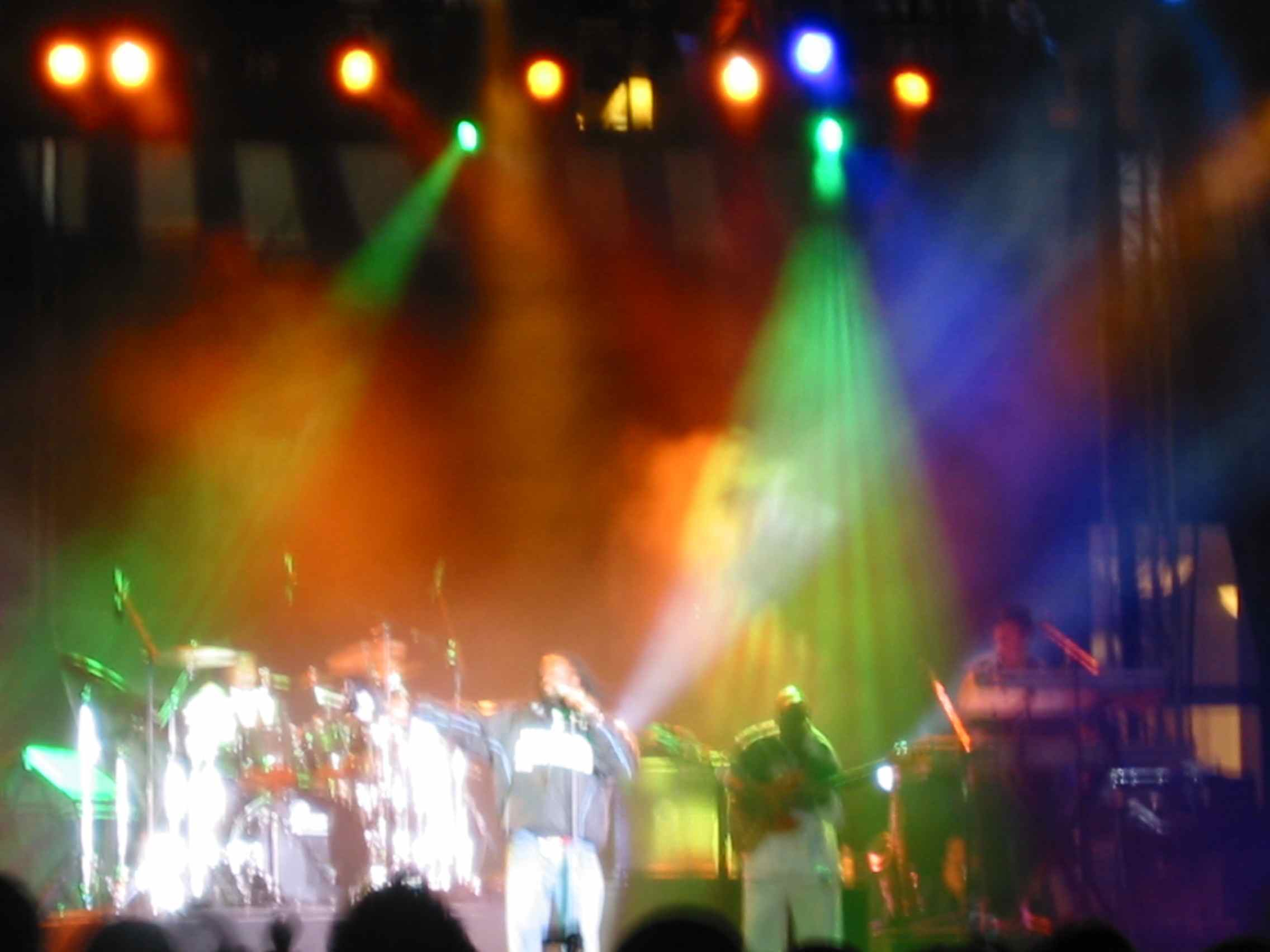 Wyclef Jean in Concert